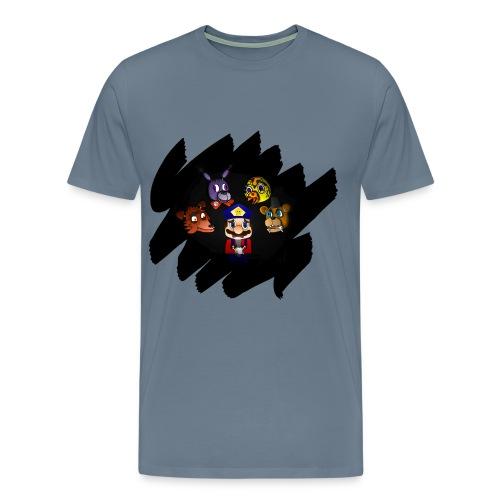 Freddy's Spaghettria - Mens - Men's Premium T-Shirt