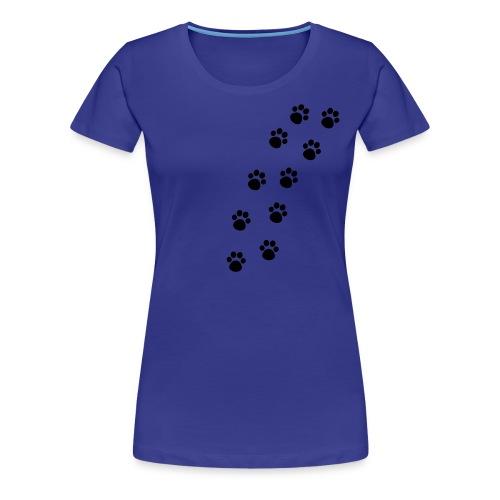 OCD Cat Tee - Women's Premium T-Shirt