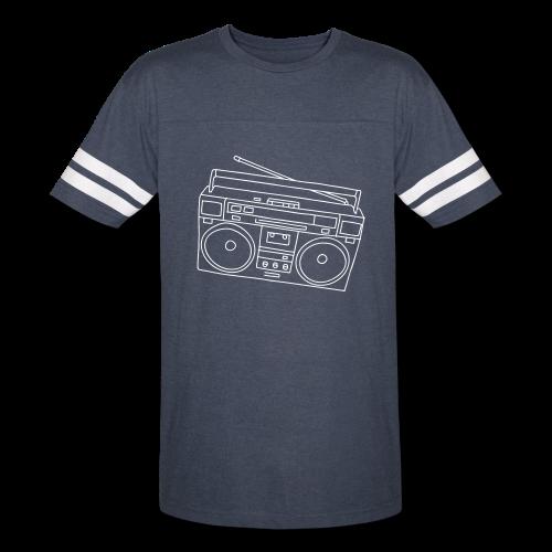 Boombox - Vintage Sport T-Shirt