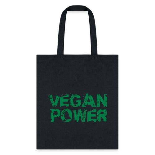 Vegan Power Tote - Tote Bag
