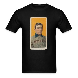 Wagner Baseball Card T-206 Men Tee - Men's T-Shirt