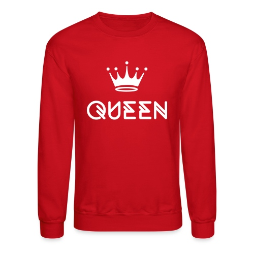 QUEEN  - Crewneck Sweatshirt