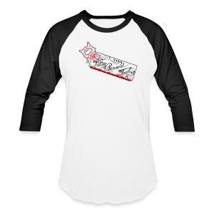 Tattoo Removal Tool - Man - Baseball T-Shirt