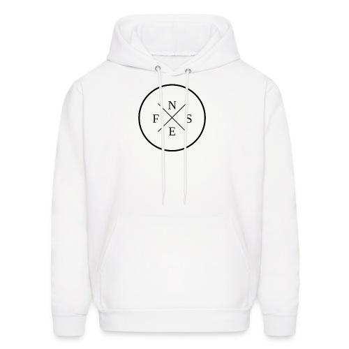 Sweater w/ Logo - Men's Hoodie