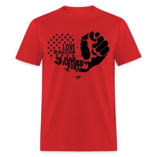 Black Panther Love - Men's T-Shirt