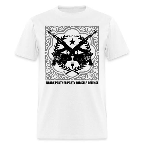 Black Panthers Self-Defense - Men's T-Shirt