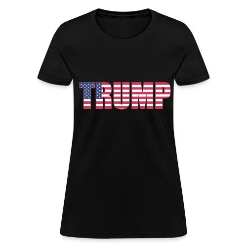 Trump Patriot Shirt - Women's T-Shirt