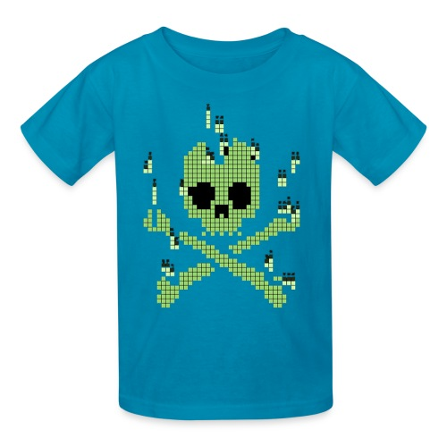 Kids - Bitpirate - Kids' T-Shirt