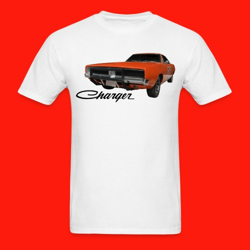 Charger - Men's T-Shirt