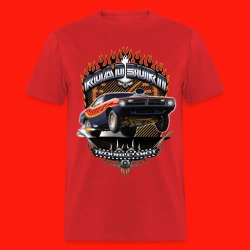 Road Burn - Men's T-Shirt