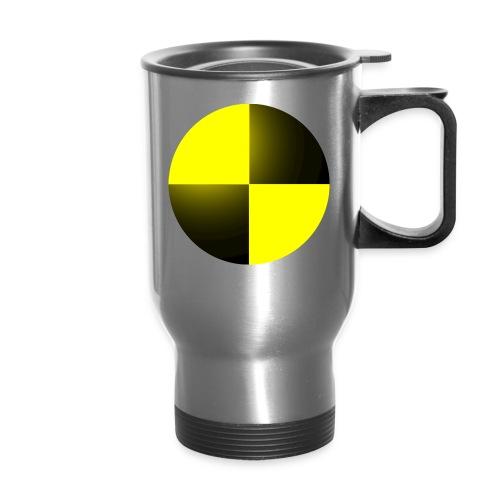 Logo Metal Mug - Travel Mug