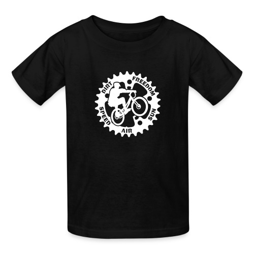 For the Love of Bike - Kids' T-Shirt