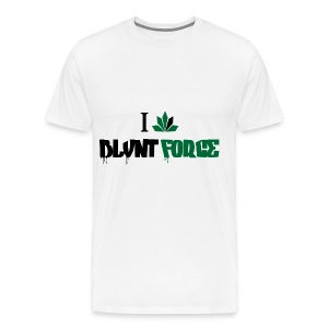 I Love Blvnt Force - Men's Premium T-Shirt
