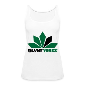 Blvnt Force - Women's Premium Tank Top