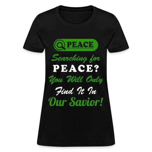 Peace Design For Women - Women's T-Shirt