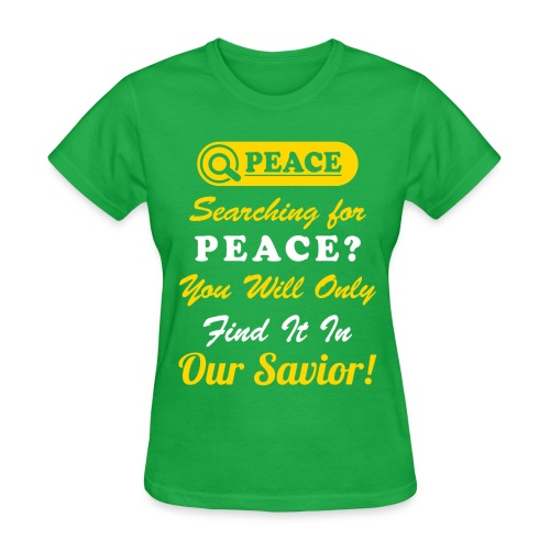 Peace Design For Women - Women's T-Shirt