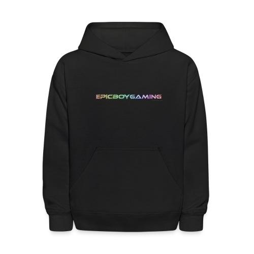 EpicBoyGaming Hoodie - Kids' Hoodie