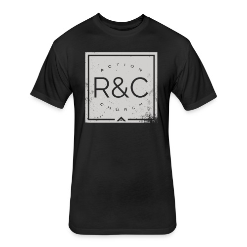 R&C Shirt - Fitted Cotton/Poly T-Shirt by Next Level