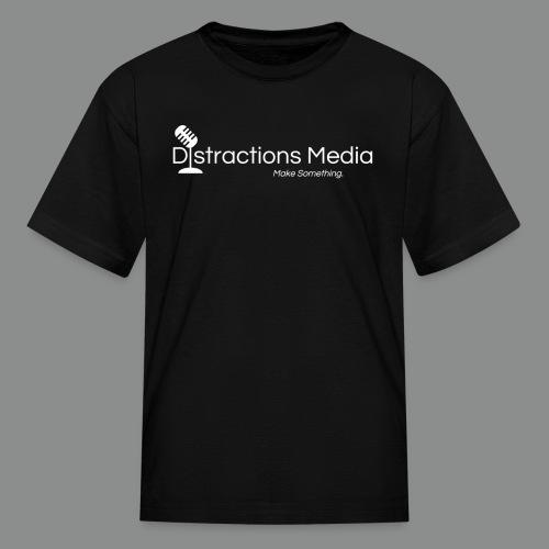 Distractions Media Kids Tee - Kids' T-Shirt