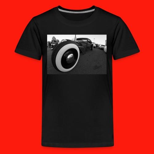 Mens Hot Rod - Kids' Premium T-Shirt