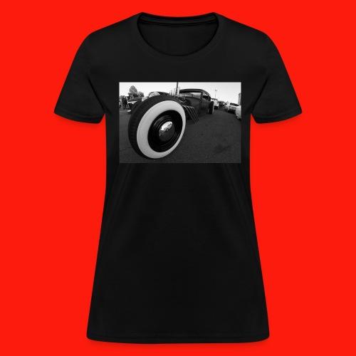 Womens Hot Rod - Women's T-Shirt