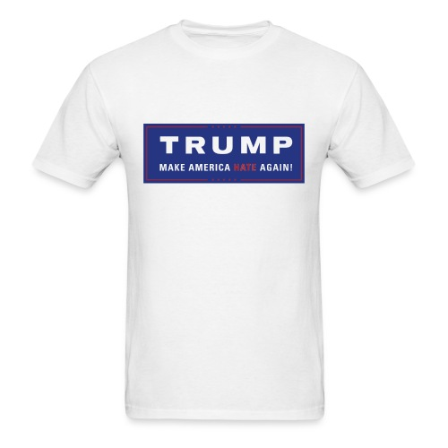 Trump Campaign T-Shirt - Men's T-Shirt