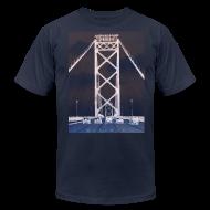 T-Shirts ~ Men's T-Shirt by American Apparel ~ Ambassador Bridge