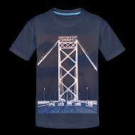 Baby & Toddler Shirts ~ Toddler Premium T-Shirt ~ Ambassador Bridge
