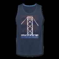 Sportswear ~ Men's Premium Tank ~ Ambassador Bridge