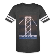 T-Shirts ~ Vintage Sport T-Shirt ~ Ambassador Bridge