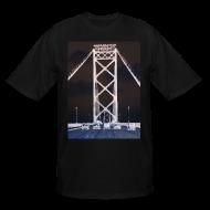 T-Shirts ~ Men's Tall T-Shirt ~ Ambassador Bridge