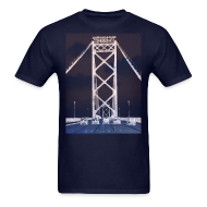 T-Shirts ~ Men's T-Shirt ~ Ambassador Bridge