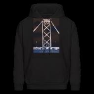 Hoodies ~ Men's Hoodie ~ Ambassador Bridge