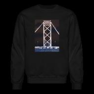Long Sleeve Shirts ~ Crewneck Sweatshirt ~ Ambassador Bridge