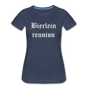 Bierlein - womens tshirt - Women's Premium T-Shirt
