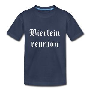 Bierlein - kids tshirt - Kids' Premium T-Shirt