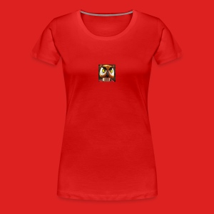 NIghtowl Gaming #2 Official Logo Shirt - Women's Premium T-Shirt