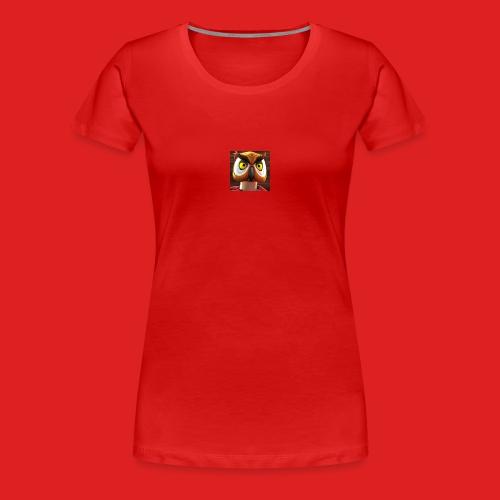 NIghtowl Gaming #2 Official Logo Shirt - Women's Premium T-Shirt