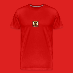 NIghtowl Gaming #2 Official Logo Shirt - Men's Premium T-Shirt