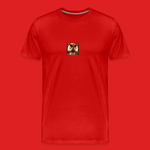 NIghtowl Gaming #2 Official Logo Shirt - Men's Premium T-Shirt