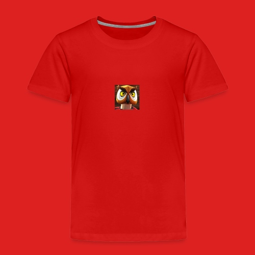NIghtowl Gaming #2 Official Kid's Logo Shirt - Toddler Premium T-Shirt