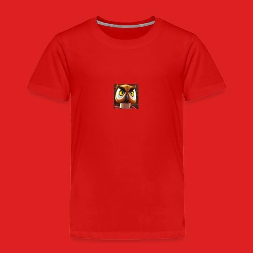 NIghtowl Gaming #2 Official Kid's Logo Shirt - Toddler Premium T-Shirt