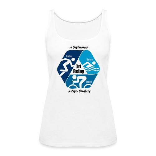 Steph Tank - Women's Premium Tank Top