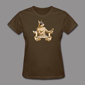 Fighting Frenchies Ladies Tee - Women's T-Shirt