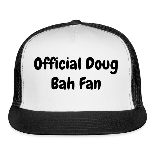Doug Bah Fan Cap - Trucker Cap