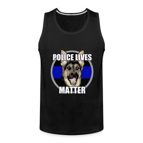 Police lives matter - Men's Premium Tank
