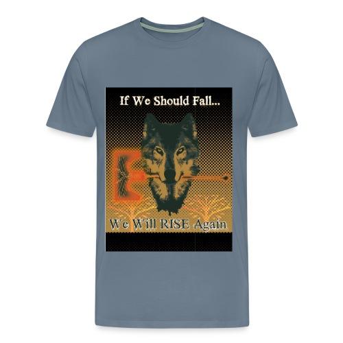 rise - Men's Premium T-Shirt