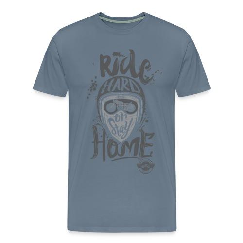 Ride Hard - Men's Premium T-Shirt