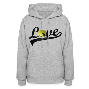 love volley - Women's Hoodie