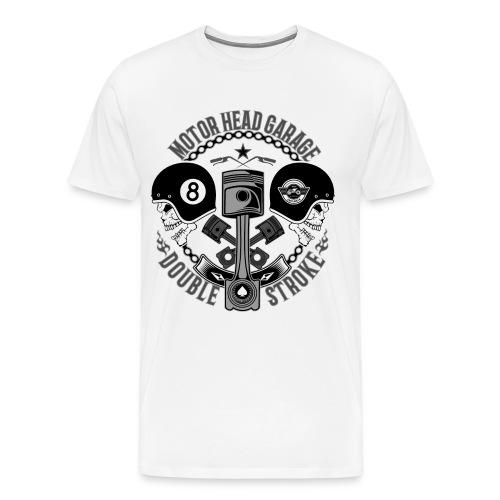 Motorgarage - Men's Premium T-Shirt
